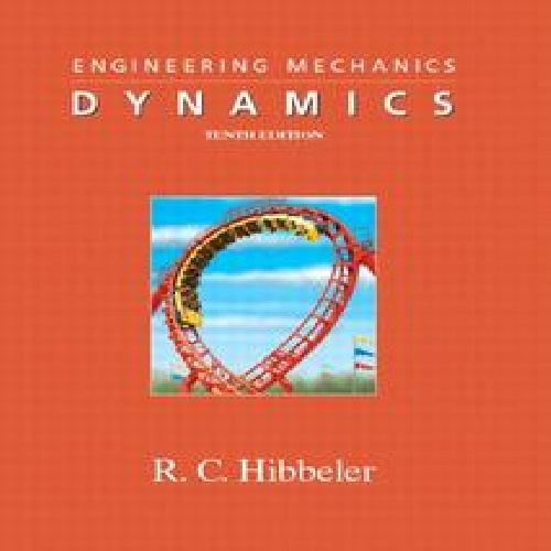 کتاب حل المسائل دینامیک هیبلر - زبان اصلی